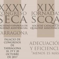 Rosa Suñol en el XXXV Congreso SECA en Tarragona (18-20 octubre de 2017)