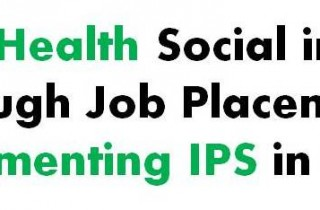 Mental Health Social inclusion through Job Placement
