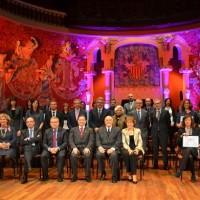 Entrega de los Premios Avedis Donabedian a la Calidad 2018