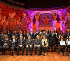 Galardonados en los Premios Avedis Donabedian a la calidad 2020