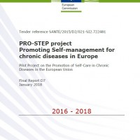 Disponible el informe final del proyecto Pro-STEP