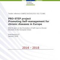 Disponible el informe final del proyecto Pro-STEP
