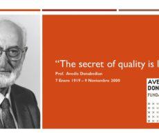 ¿Cuál es el secreto de la calidad? 100 Años del Prof. Donabedian