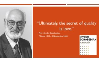 Prof. Avedis Donabedian (1919-2000)