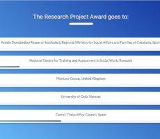 Pedimos tu voto para los Premios European Social Service