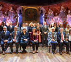 Fotos de los Premios Avedis Donabedian a la Calidad 2020