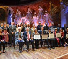 Disponible el vídeo de la entrega de los Premios Avedis Donabedian en Calidad 2020