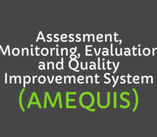 Nuevo proyecto europeo: Assessment, Monitoring, Evaluation and Quality Improvement System (AMEQUIS)
