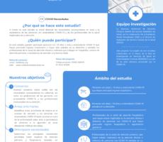 Estudio sobre las necesidades sociosanitarias asociadas a la pandemia por COVID19 en España