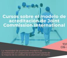 Nuevos cursos sobre la acreditación Joint Commission International